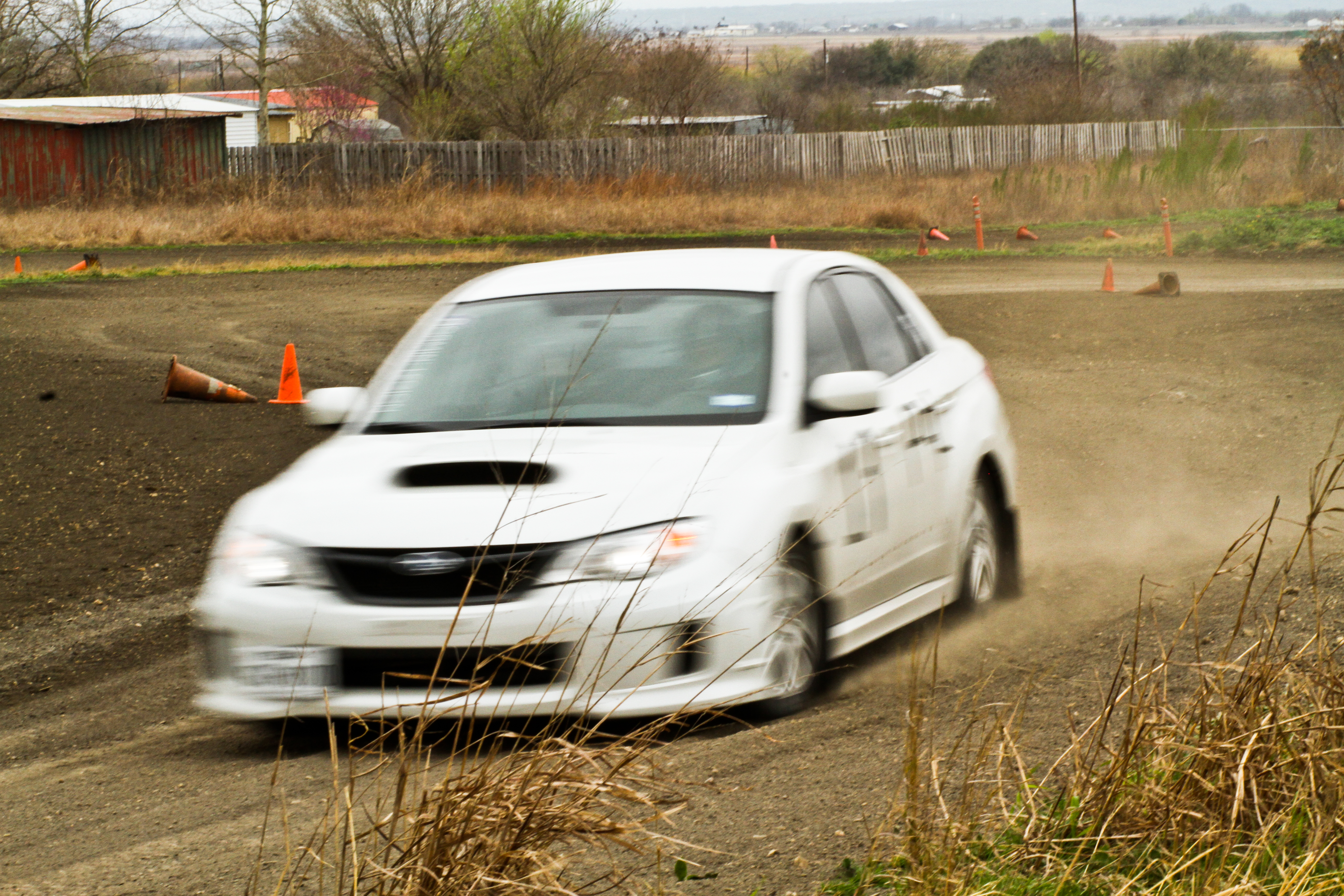 The Need for Speed - Rally Car Racing in Austin - HCLB